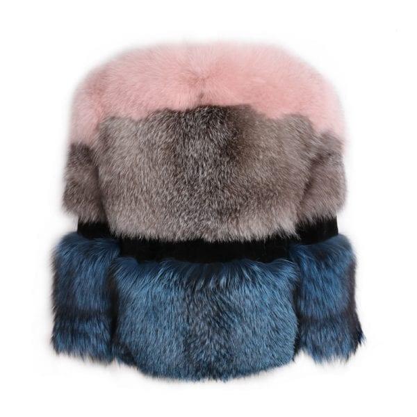 lady fur jacket women real fur jacket natural fur jacket upto 5xl 7