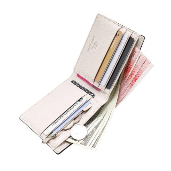 2019 Wallet men business multi card slots Pu Leather Coin Purses item Organizer big capacity Cuzdan 2