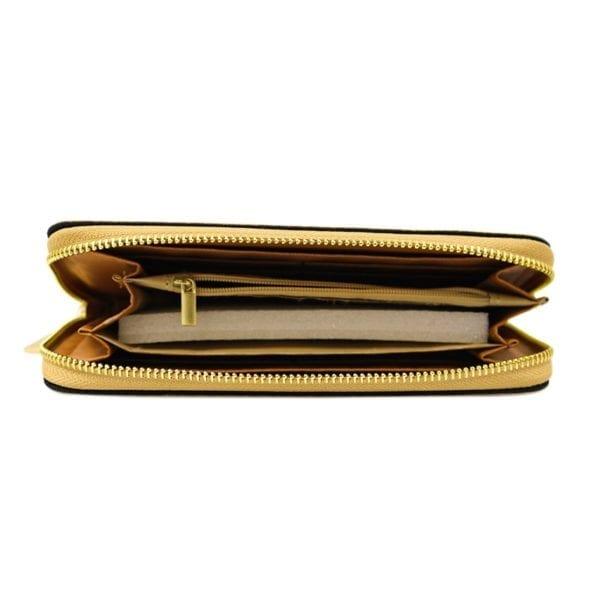 KAOGE Leather Luxury Women Wallet Multi card Bit Card Ladies Handbags Long Purses Money Bags Card 2