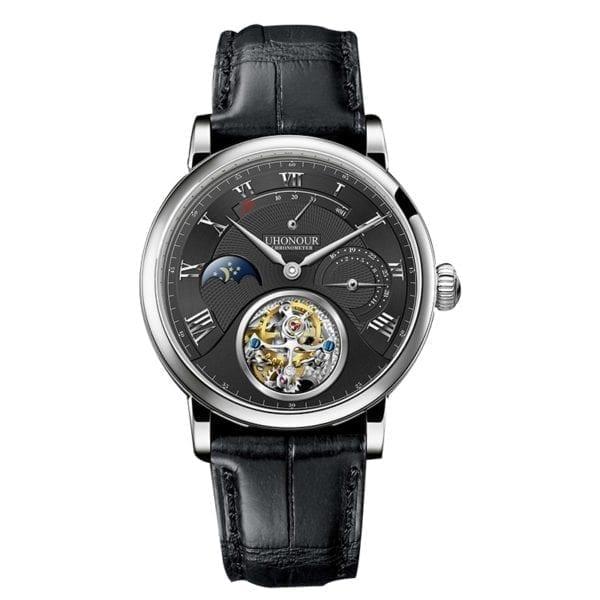 Luxury Switzerland Mechanical Watch Men s Seagull Tourbillon ST8007 Movement Hollow Men Wrist Watches Calendar Reloj 10