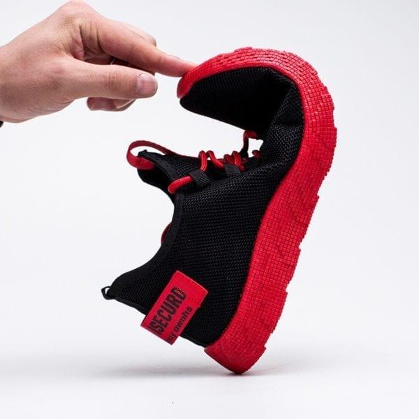 Men Sneakers 2019 New Breathable Lace Up Men Mesh Shoes Fashion Casual No slip Men Vulcanize 4