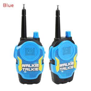 2 Pcs Set of wireless walkie talkie toys parent child interactive games toys Children toys birthday