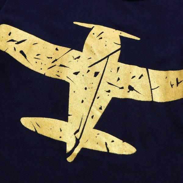 Children Summer Boys Kids Airplane Print Short Sleeve Tops Toddler Baby Cute T Shirt Newborn Infant 4