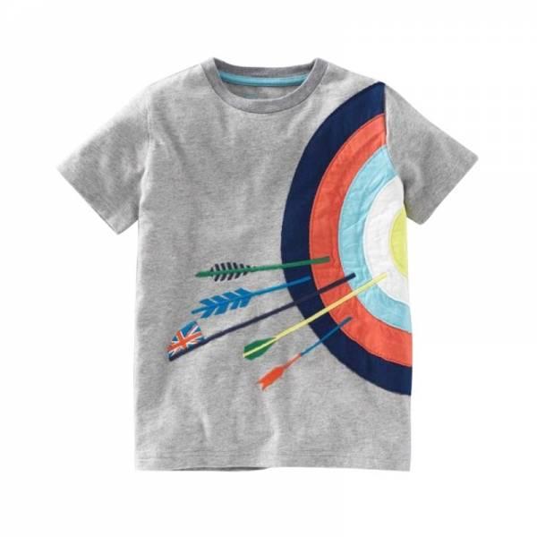 Cotton Boys T Shirt Kids Shirts Baby Boys Casual Short Sleeve Car Print T shirt For 8
