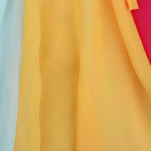 Summer Girl Princess Dress Toddler Kids Baby Girl Princess Clothes Sleeveless Chiffon Tutu Rainbow Dresses For 5
